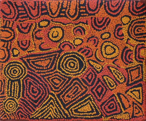 'My mother's country' - Maisie Campbell Napaltjarri