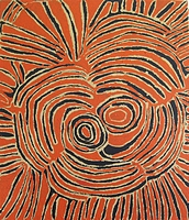 Click to view 'Umari' by Tjunkiya Napaltjarri