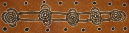 Click to view 'Wilkinkarra' by Long Jack Phillipus Tjakamarra